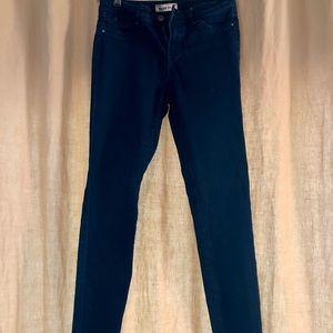 Stretchy jeans - dark wash